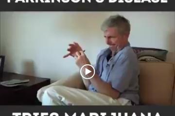 VIDEO : Parkinson's Disease & Marijuana
